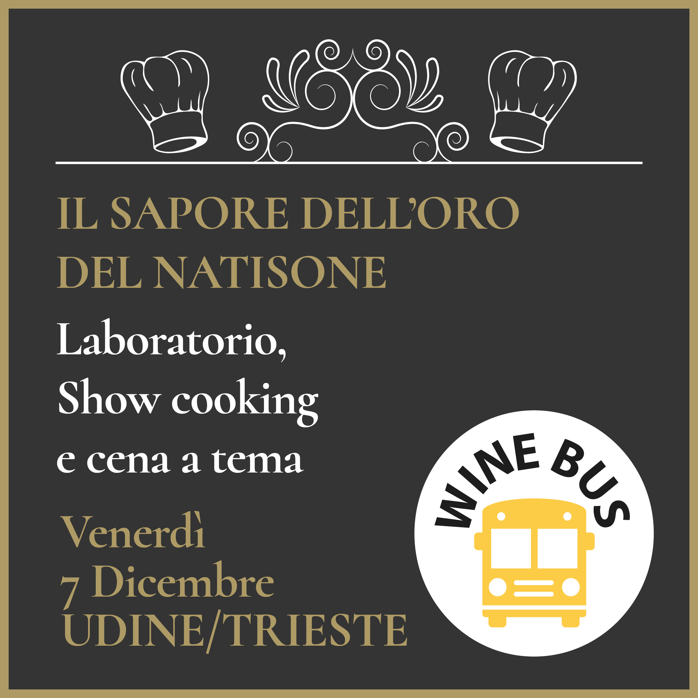 Wine Bus - Oro del Natisone